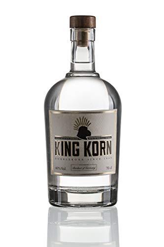 King Korn - (1 x 0.7l) Deutscher Premium Doppelkorn aus 100% Winterweizen
