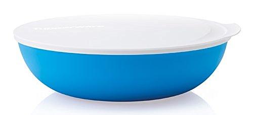 tupperware-allegra-35-l-blau-weiss-servier-schussel-schale-servierschalen