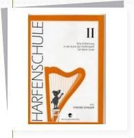 HARFENSCHULE 2 - arrangiert für Harfe [Noten / Sheetmusic] Komponist: SCHULER EVELINE