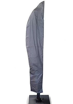 HP Schutzhülle für Sonnenschirm Ampelschirm Schutzhaube bis 300 cm von hausratplus - Gartenmöbel von Du und Dein Garten