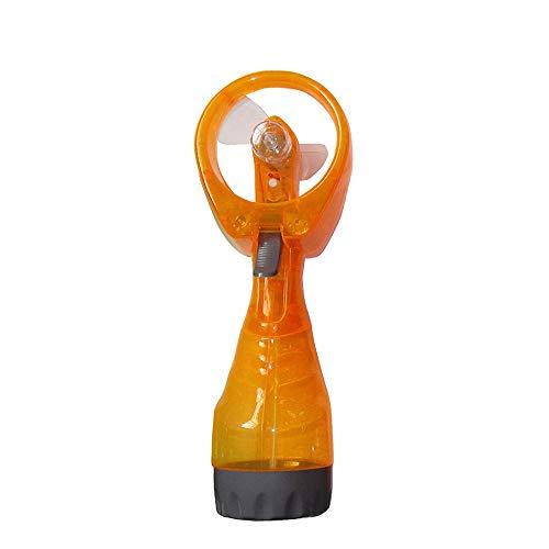 Younthone Tragbar Handheld Fan Klimaanlage LüFter Gesichtsspray Luftbefeuchter KüHlen Wasserspray Ventilator Mist Travel Beach