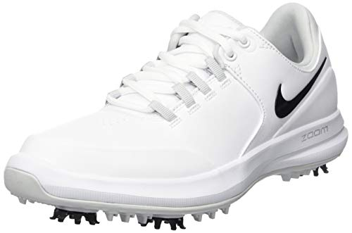 Nike WMNS Air Zoom Accurate, Chaussures de Golf Femme, Blanc...