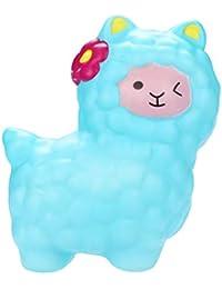 Happy Event squishies kawaii llamas entzück Extremo lamas lentamente Creciente Frutas duftende Squeeze Stress Relief juguete