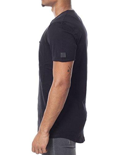 BLACK KAVIAR Herren T-Shirts Kidcudi Negro