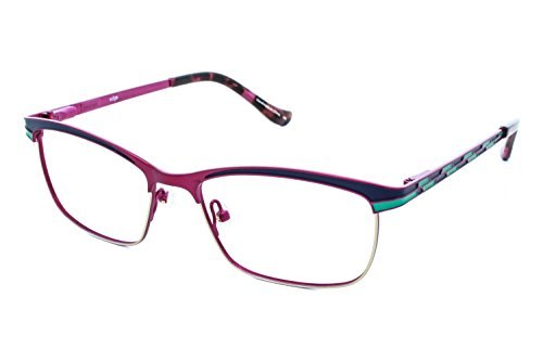 kensie-eyeglasses-edge-magenta-51mm