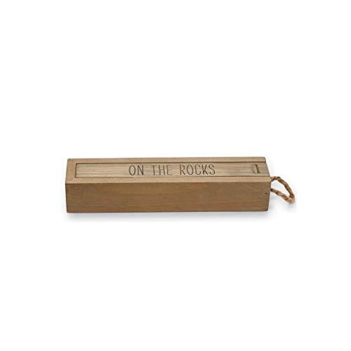 Mud Pie Whiskey Rock Box-Sets - Getränkekühlwürfel cube 3/4