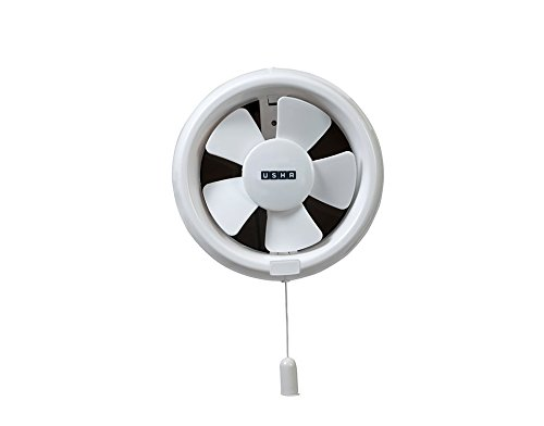 Usha Crisp Air 150mm Exhaust Fan (Brown)  available at amazon for Rs.1200