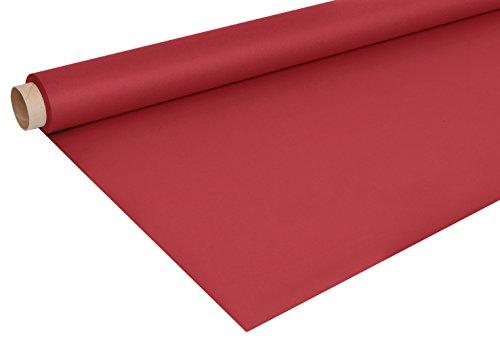Bresser Fond de Studio en Papier 1,35x11m rouge carmin