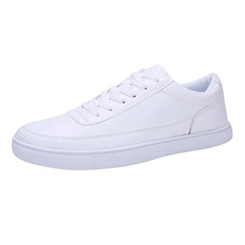 Worsworthy Scarpe Uomo Scarpe Uomo Sneakers Eleganti Sneakers con Frange Everlast Scarpe Scarpa da Tennis da Corsa Leggera Sportiva Leggera con Tinta Unita alla Moda da Uomo