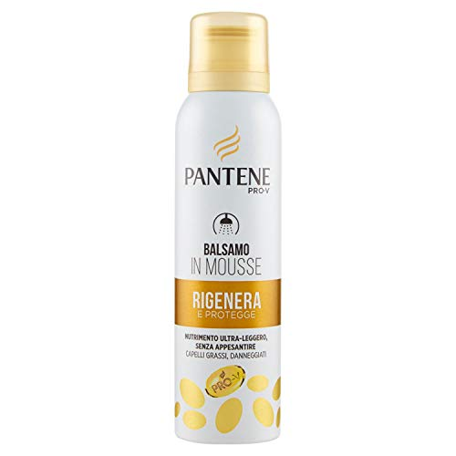 Pantene Pro V Mousse-Balsam Regeneration und Schutz, 140 ml