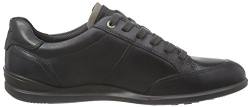 moonless01532 Nero Derby Chander Ecco Uomo TwCqzOFY