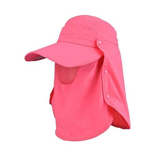 lbare Frauen Multifunktionale Sonnenschutzabdeckung Gesicht Bootfahren Wandern Klettern, 7 Farben Verfügbar (Farbe: 7#) ()