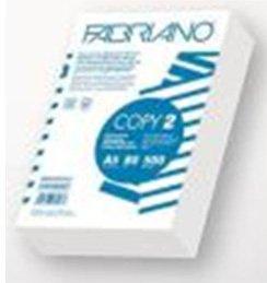 RISMA A5 FABRIANO COPY 2 80GR 500FG