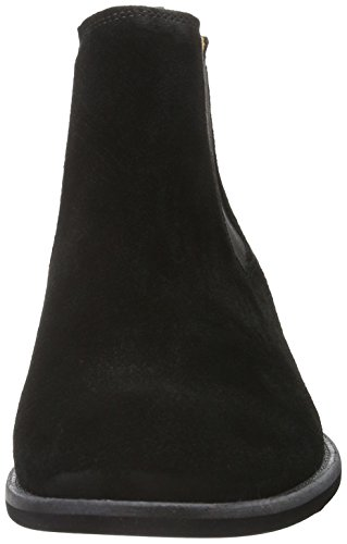 Gabor Shoes Fashion, Stivaletti Donna Nero (Schwarz 17)