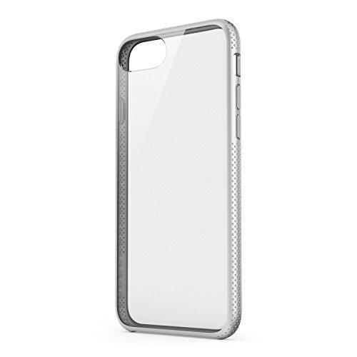 Belkin Air Protect Sheer Force Case Schutzhülle (geeignet für iPhone 6 und iPhone 6s) silber