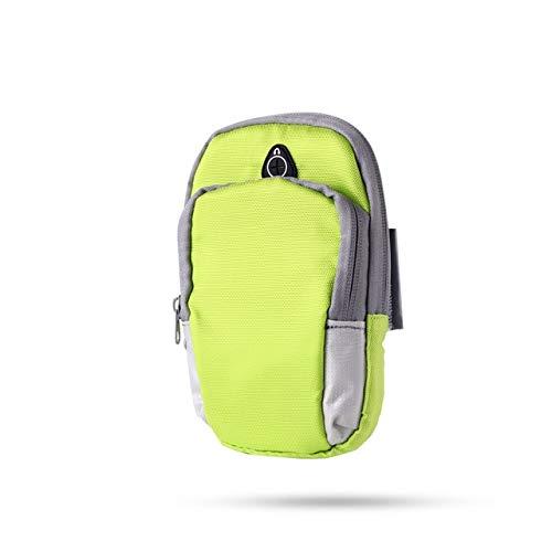 XYQY Deportes Running Armband Bag Funda Cubierta brazaletes