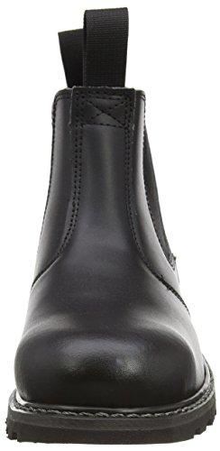 Amblers Steel FS5 - Bottines de sécurité - Unisexe Black