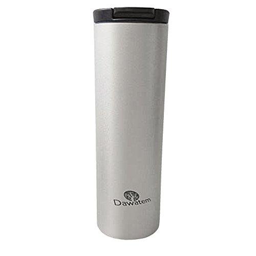 Selbstverschließender & auslaufsicherer thermoisolierter Becher von Sweetmama4  Premium Travel mug 500ml Reisebecher   Doppelwandiger Vakuum-Stahlbecher mit BPA-freiem Verschluss  Ideal for kalte & heiße Getränke   Passt in alle Auto-Flaschenhalter