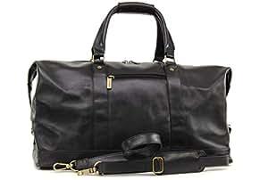 5a7ad3e0b7 Ashwood Genuine Leather Holdall - Large Overnight Travel Business ...