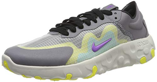 Nike Renew Lucent, Sneakers Basses Homme, Gris...