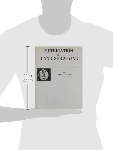Metrication of Land Surveying
