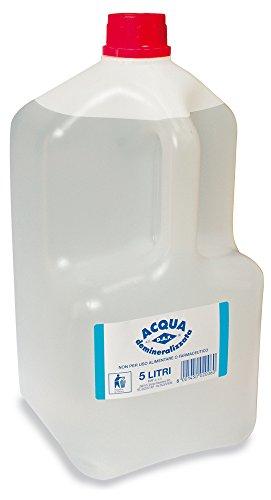 Cora 1001 acqua demineralizzata tanica, 5 litri