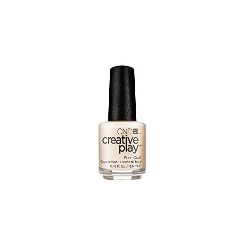 CND Creative Play Vernis à ongles – Base Coat 13.6 ml