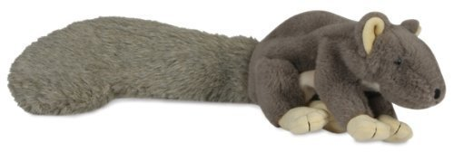 ler Squirrel Dog Toy - Small by Allure Pet Products, LLC ()