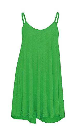 Generic - Robe - Robe - Femme noir noir green