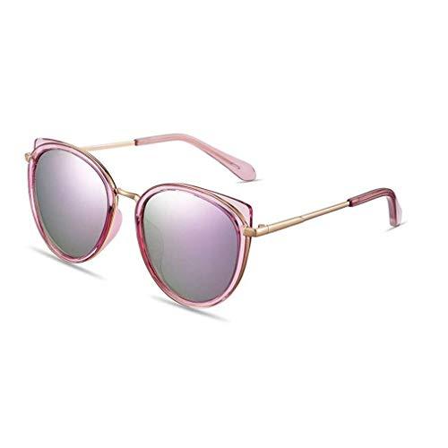 JOLLY Beste Nachtbrillen, HD-Nachtsicht-Polarisationsbrillen für die Fischerei Nachtfahr-Sonnenbrille zum Schutz der Augen (Farbe : Lila)