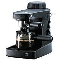 Fagor - Cafetera Espresso Cr1000, 800W, 4 Tazas, 0,2L, 5