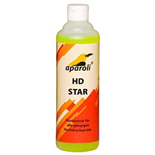 Aparoli HD-Star 840257 Cleaning Concentrate for Pressure Washers 500 ml