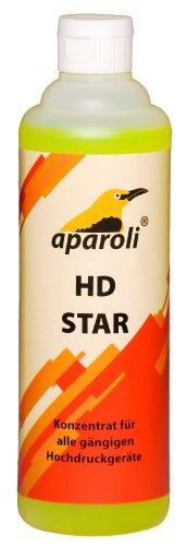 Aparoli HD-Star 840257 Produit de nettoyage concentré pour nettoyeurs haute pression 500ml