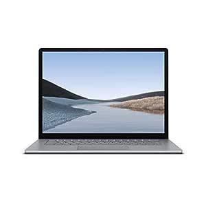 Microsoft Surface Laptop 3 AMD Ryzen 5 15-inch (38.1 cms) Touchscreen Laptop (8GB/128GB SSD/Windows 10 Home/AMD Radeon Vega 9 Graphics/Platinum/1.54Kg, 25% Off on Microsoft 365), V4G-00021