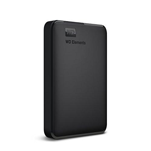 Western Digital Elements Portable Hard Disk Esterno da 1 TB, USB 3.0