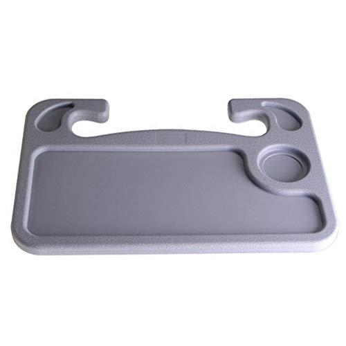 QINAIDI Auto-Rücksitz-Tisch, tragbarer Auto-Laptop und Lenkradablage für mehr Komfort in Ihrem Auto,2