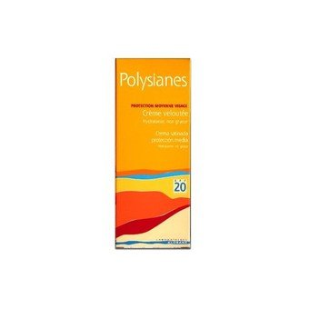 Les Polysianes Latte Fluido Spf20 40ml