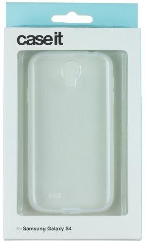 Caseit Custodia a Incastro con Finestrella per iPhone 6 4,7, Nero Bianco