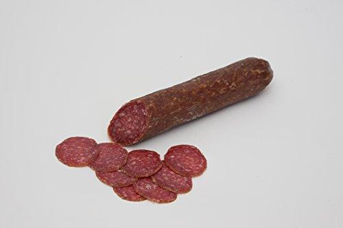280 gr. Südtiroler Salami aus dem Vinschgau vom Metzger keine Industrieware