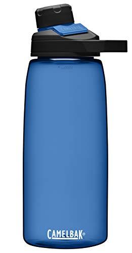 CamelBak Unisex- Erwachsene Trinkflasche Chute, Blau, 1000 ml -
