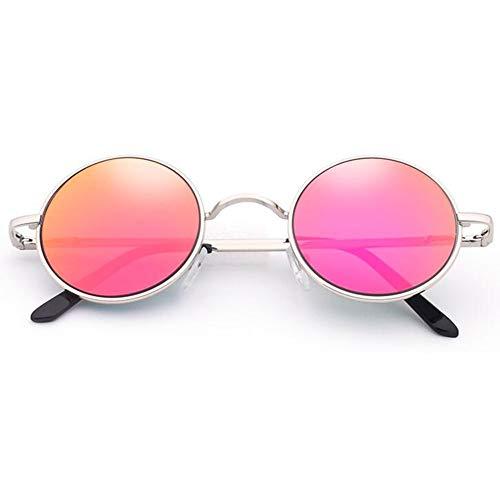 ATR Retro Round Box kann mit Myopia Polarized Light Sonnenbrille Designer Drive Holiday Travel UV400 Schutz ausgestattet Werden (Farbe: 6)