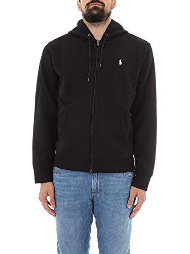 Polo Ralph Lauren Long Sleeve-Knit Polo Homme
