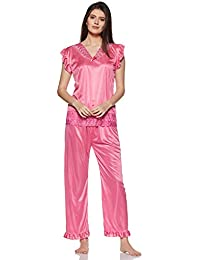 16c61d74d59 Pinks Women s Pyjama Sets  Buy Pinks Women s Pyjama Sets online at ...