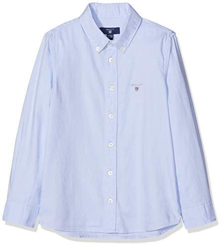 GANT Jungen Hemd Ku. Archive Oxford B.d. Shirt, Blau (Ice Blue), 5-6 Jahre (Herstellergröß Preisvergleich