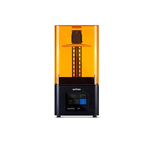 Zortrax Inkspire - Impresora 3D de resina UV