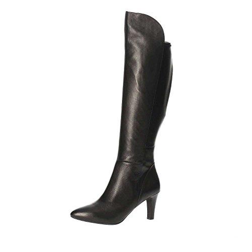 Geox D54M8A 085KB Bottes Femmes Noir