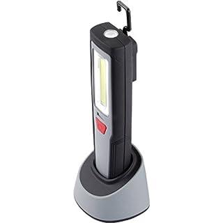 Ampercell Arbeitsleuchte black-Grau 05085 LED 3.5 h