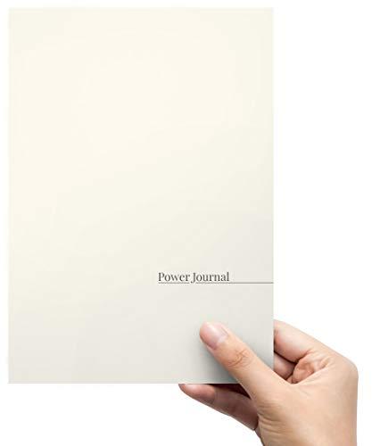Power Journal - Dein Tagebuch, um erfolgreich Ziele zu erreichen. | Für klaren Fokus und Motivation. | Für mehr Zeit, Erfolg und Zufriedenheit. | Elegant und undatiert. (Dinge Zu Tun, Journal)