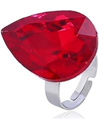 D&D-Joyería Anillos Bisutería De aro rígido De Sello Juego de Anillos Midi Solitarios Anillo de Diamantes Pendientes