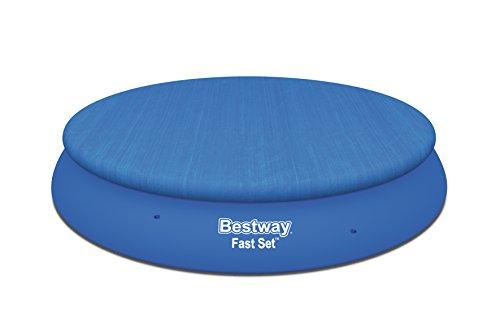Bestway Flowclear PE-Abdeckplane, nur für Fast Set Poo… | 06942138918274